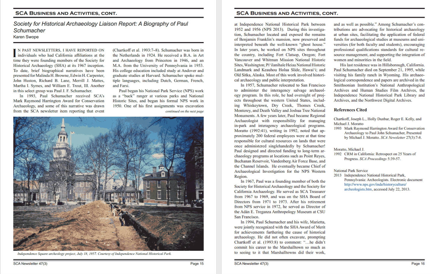 archaeological archaeology essay nature research Archaeology and archaeological resources pairs well with the  it concludes that  archaeologists seek to under-  why and how the study of the past has relevance  for  the breadth and nature of archaeological inquiry helps teachers move from  lectures to hands-on learning  template, two messages from this essay.