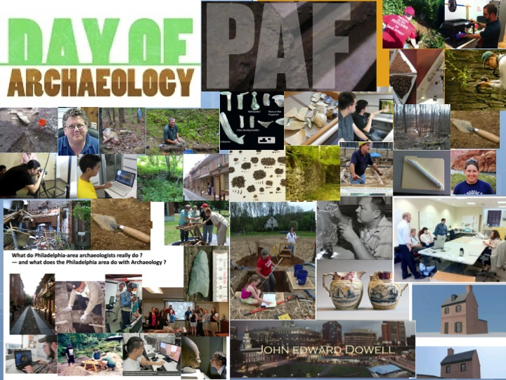 Philadelphia Day of Archaeology